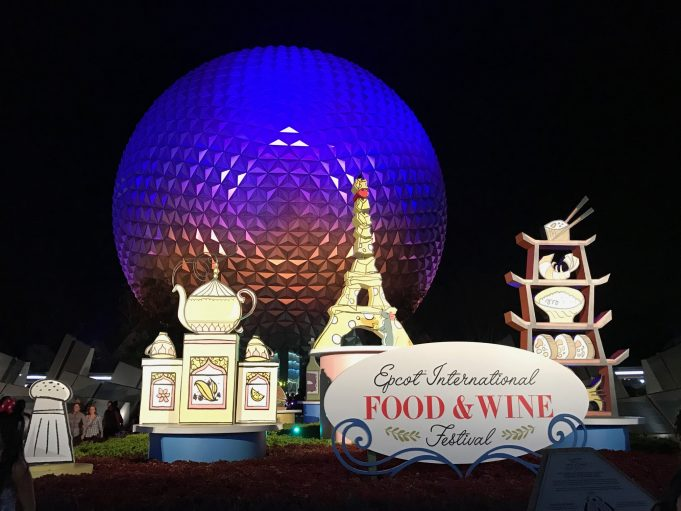 Disney Wine And Food Festival  Concerts