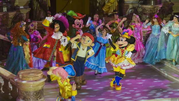 Pirates and Princesses - DLP