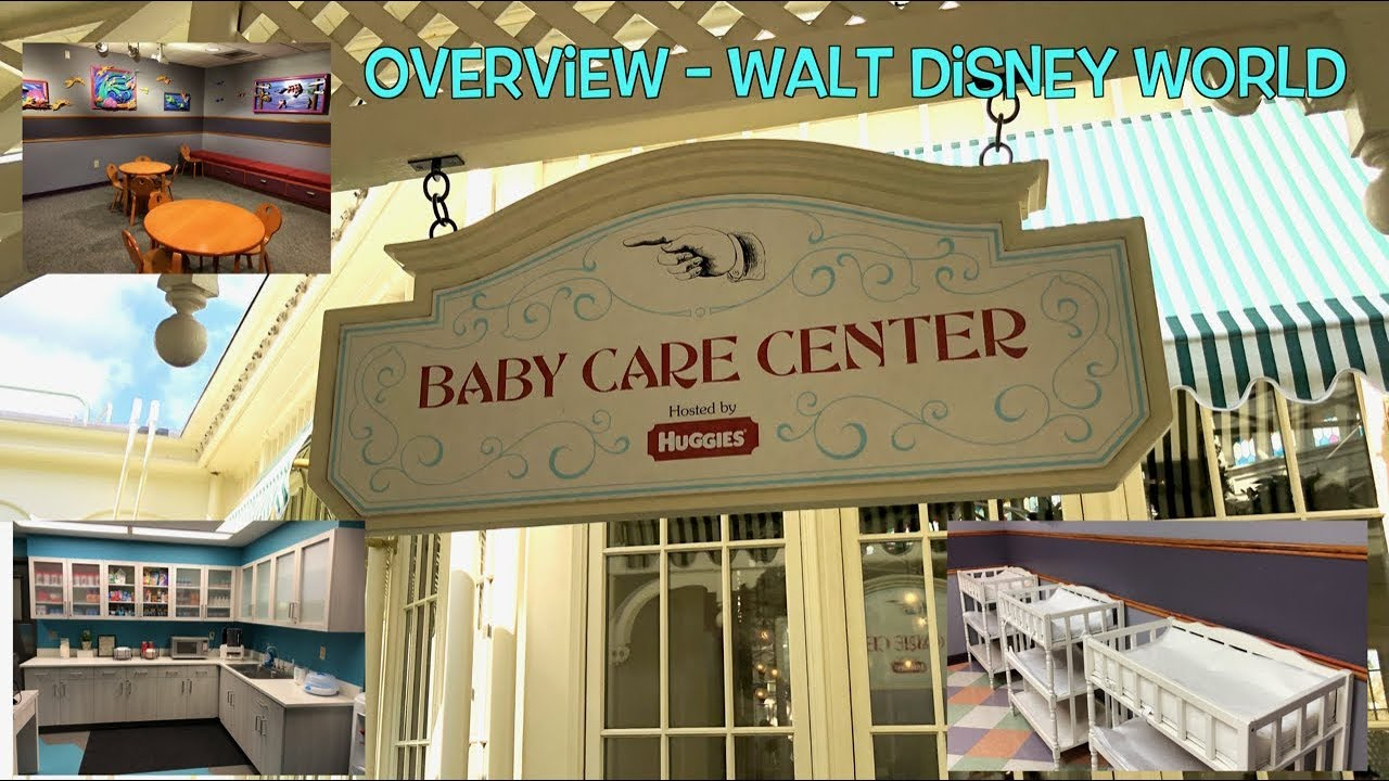 Walt Disney World Baby Care Centers Video Touringplans