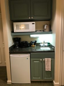 Studio Villas All Have A Kitchenette That Traditional Hotel Rooms Do Not.