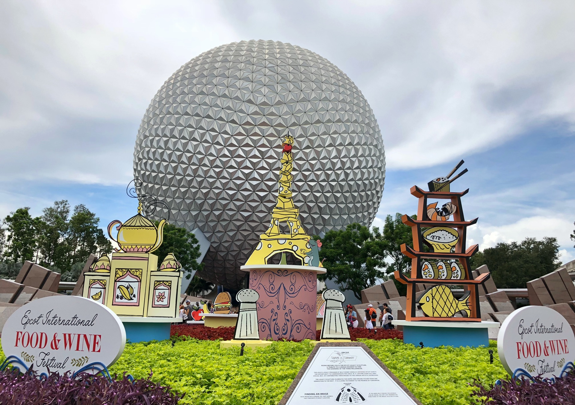 every new item at the 2018 epcot food and wine festival reviewed